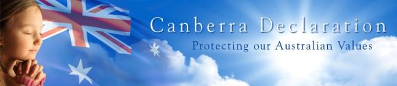 Canberra Declaration